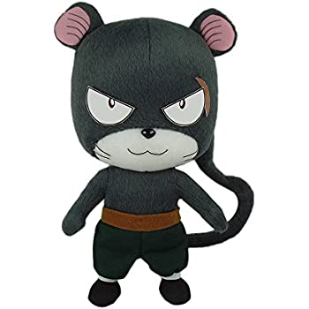 "Great Eastern GE-52541 Fairy Tail Panther Lily 7.5"" Plush"