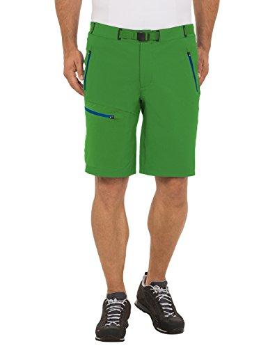 VAUDE Men's Badile Pantalon Short XL Vert