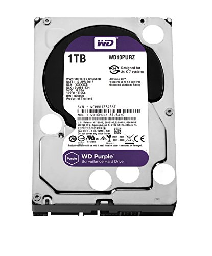 Western Digital WD10PURZ Purple HardDisk