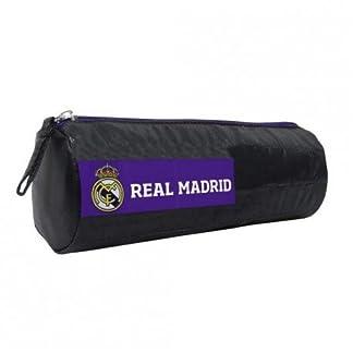 Real Madrid – Portatodo cilindrico soft (CYP Imports PT-815-RM)