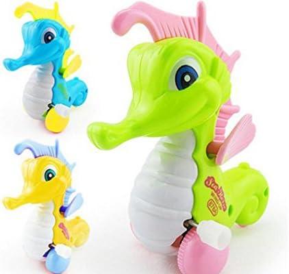 Favorise la coordination œil-main œil-main œil-main Chaîne pour enfants Jouets créatifs Puzzle Chained Cartoon Toys (Style Hippocampe Random)   Belle Et Charmante  6d2e4b
