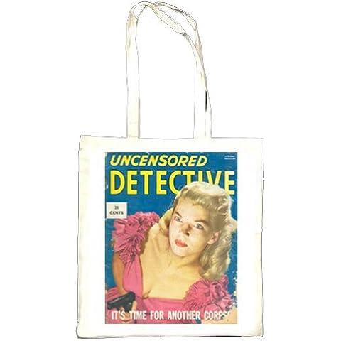 Uncensored Detective agosto 1949Borsa