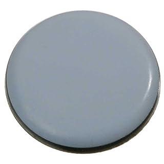 Teflon Möbelgleiter selbstklebend Ø 25mm Stärke 5mm - 16 Stück Teflongleiter Möbelschutz