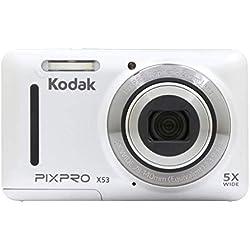Kodak Pixpro X53 Appareils Photo Numériques 16.1 Mpix Zoom Optique 5 x