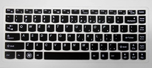 Yashi Laptop Keyboard Protector Cover BLACK Color Silicone Rubber for Lenovo IdeaPad Y400, Y410p, Z410, Y470, Z470, Y480, Y480p, Z40, Z460, Z460A, Z480, Z485, Z480, Z465, Z380A, Z370, Z360, G40, G410, G485, G480, G475, G470  available at amazon for Rs.299
