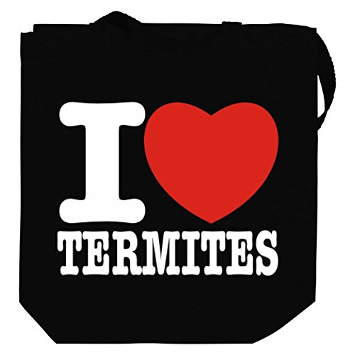 idakoos-i-love-termite-animals-canvas-tote-bag