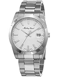 (Renewed) Mathey-Tissot Analog White Dial Mens Watch - H450AI