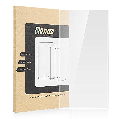 iPhone 66S protezione per schermo, mothca ricambio alta trasparente vetro temperato pellicola senza bolle con mothca integrale Custodia protettiva,, taglia unica, Touch Screen LCD [solo]