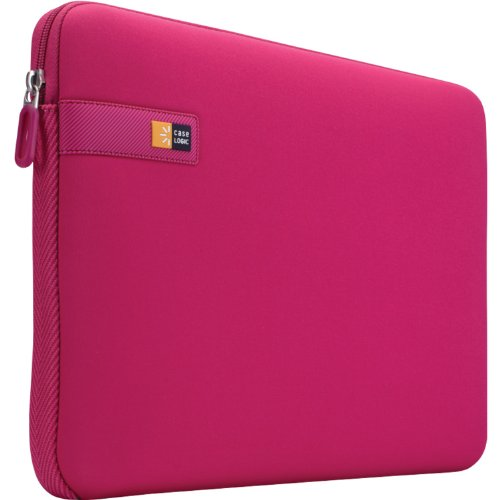 Case Logic LAPS113PI Notebook Sleeve 33,7 cm (13,3 Zoll) Pink (13.3 Logic Case)