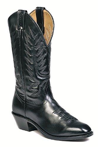 Soul Rebel Stiefel amerikanischen-Cowboystiefel: Schlangenhaut Stiefel Country bo-8063-75-eee (Fuß stark)-Herren-Schwarz, Schwarz - Schwarz - schwarz - Größe: 46.5 (Boulet Männer Boots Western)