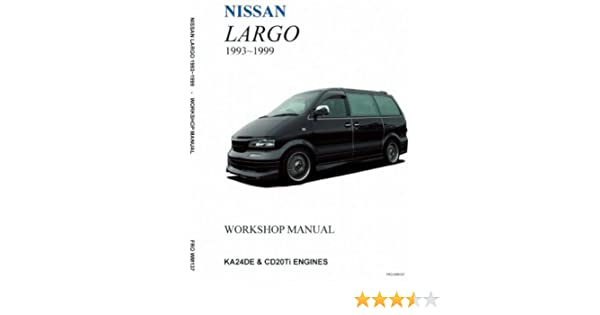 nissan largo wiring diagram