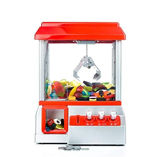 Gadgy Candy Grabber avec Bouton de Muet Machine Attrape a Bonbons de Pince Distributeur a Bonbons Fête Foraine...