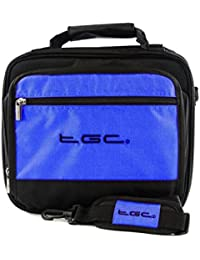 """ieGeek 11.5"""" Portable DVD Player Twin compartment Case Bag by TGC ®"""