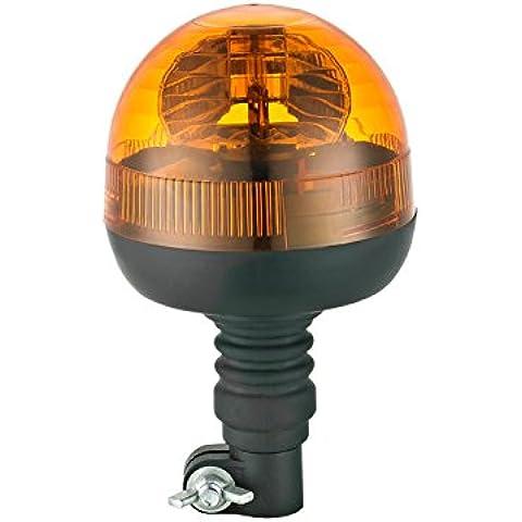 12V/24V lampeggiante flessibile da di direzione luminoso H1alogena Arancione Top