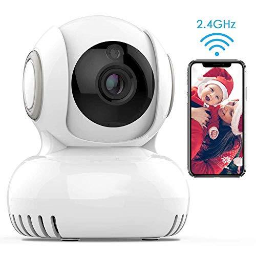 HYLH WLAN IP Kamera, WiFi Baby Uuml;berwachungskamera mit 2-Wege-Audio und Nachsicht, Baby Monitor mit Motion Detection, Home Sicherheitskamera fuuml;r Baby Haustier Alter,Modell Y1 Motion-display
