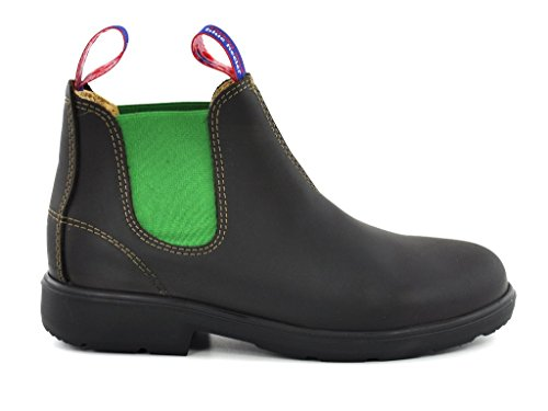 Blue Heeler Kids Chelsea Boot Wombat guinness-green Guinness-Green