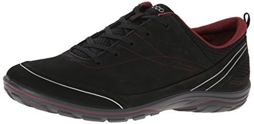 ECCO Arizona Scarpe Sportive Outdoor, Donna, Nero(Black/Petal Trim 59271), 38