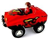AF-05-10 playmobil ® Auto - Schwimmauto - Amphibienfahrzeug mit Fahrer von 2003