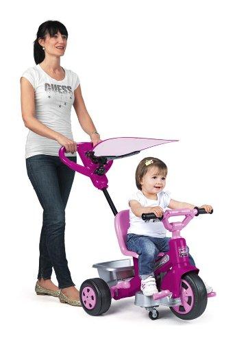 Imagen 4 de FEBER - Triciclo Baby Twist Niña (Famosa 800007099)