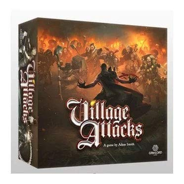 Grimlord games Village Attacks - Version Francaise
