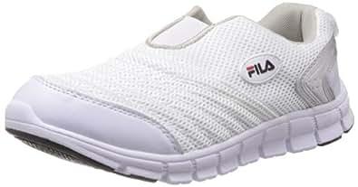 Fila Men Smash Lite White Mesh Sneakers 9 UK-9 UK/India (43 EU)
