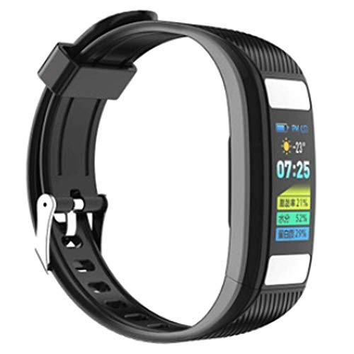 CXXX Intelligente Armband-Gesundheits-Entdeckung trägt wasserdichte Schirm-Multifunktionsuhr zur Schau
