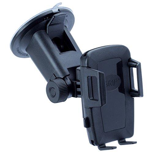Handy-kfz Kits (iGRIP T5-1263 XTENDER Kit - Universal Halterungslösung mit besonders langen Arm für alle Smartphones - perfekt für LKWs, Trucks, Wohnmobile, uvm. [5 Jahre Garantie | Made in Germany | 360 Grad drehbar | vibrationsfrei])