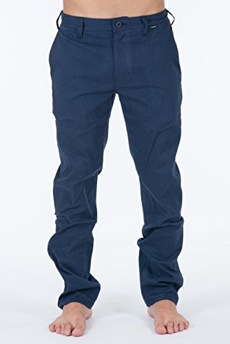 Hurley Dri Fit Worker Pant, Man, Color: Obsidian Obsidian