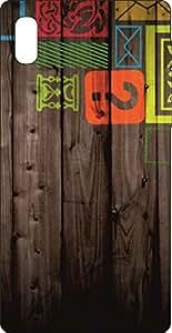 Go Hooked Designer LYF Water 1 Designer Back Cover | LYF Water 1 Printed Back Cover | Printed Soft Silicone Back Cover for LYF Water 1