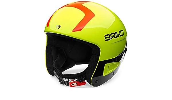 Briko Vulcano FIS 6.8 Skihelm gelb