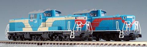 tomix-limitee-jr-dd51-1000-forme-locomotive-diesel-couleurs-dessai-jr-freight-2-car-set-chemin-de-fe