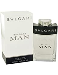 Bvlgari Eau de Toilette Spray for Men, 3.4 Fluid Ounce by BVLGARI