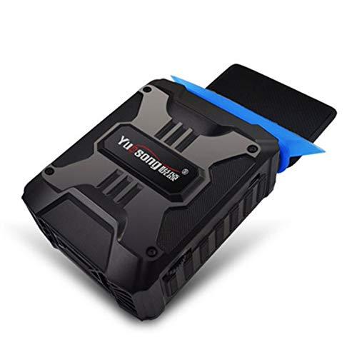 Laptop-Minivakuum-USB-kühlere Luft Extrahierung-Lüfter CPU-Kühler für Notebook-Computer-Hardware Zubehör Kühl