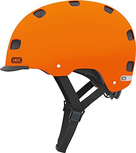 Abus SCRAPER_v.2_signal_orange_M - Segnale casco raschietto v2 colore arancione, taglia m