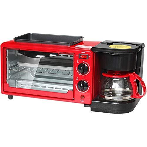Frühstücksmaschine Home Multifunktions-Toaster Toasterofen 600w Chaos
