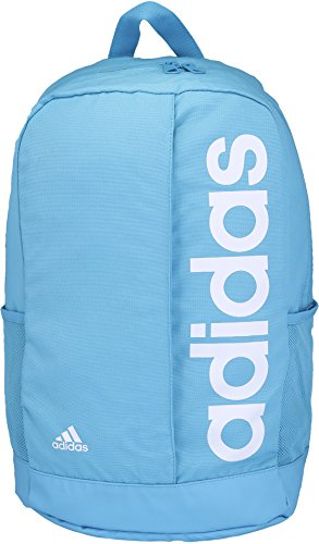 Adidas Lin Per BP Bright Cyan 22L Casual Unisex Backpack  available at amazon for Rs.1499