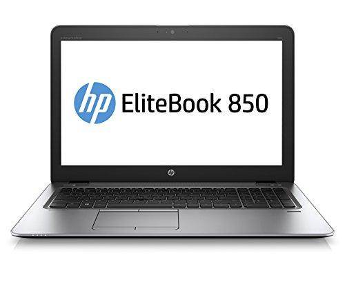 "HP EliteBook 850 G3 2.5GHz i7-6500U Intel® CoreTM i7 della sesta generazione 15.6"" 1920 x 1080Pixel 4G Argento Ultrabook"