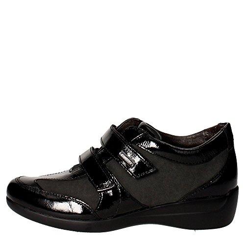 Stonefly 105219 000 Sneakers Donna Nero/Grigio