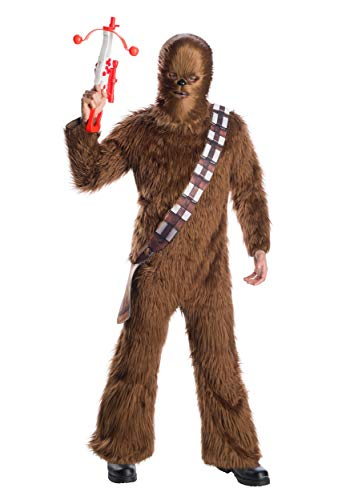 Deluxe Chewbacca Adult Kostüm - Rubie's Star Wars Chewbacca Deluxe Fancy Dress Costume X-Large