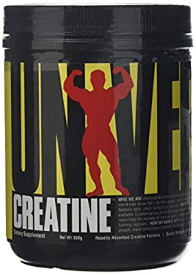 Universal Nutrition Creatine Standard Supplement, 300 g from Universal Nutrition