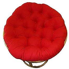 Papasan Coton Coussin De Chaise Swing D'oeuf Soulant Coussin De Chaise Épais Confortable Coussin De Remplacement…