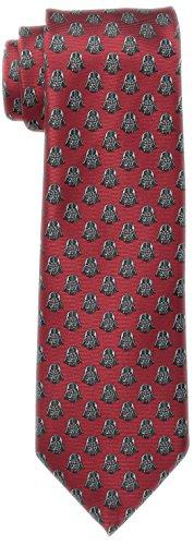 Star Wars Men's Allover Darth Vader Tie