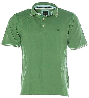 KITARO Herren Kurzarm Shirt Poloshirt Polokragen Pikee in verschiedenen Farben und Größen