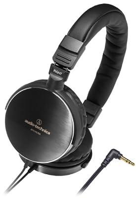 Audio Technica Closed Back On Ear Headphones