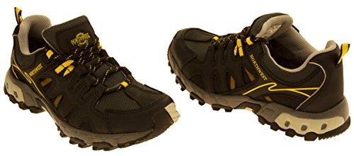 Footwear Studio Northwest Territory Scarpe da Trekking Donna Giallo