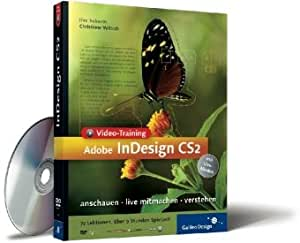 Adobe InDesign CS2 - Das Video-Training auf DVD