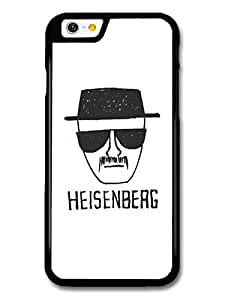 Heisenberg Breaking Bad Walter White Minimalist Illustration coque pour iPhone 6