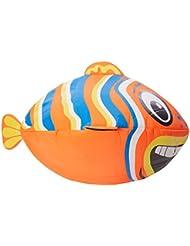 Waimea Jungen Riesen Fisch Aufblasbar American Football, Orange, One Size