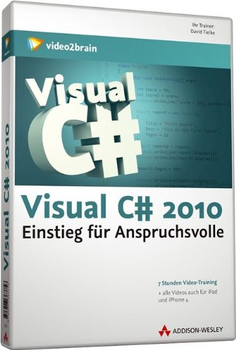 Visual C# 2010 - Video-Training (PC+MAC+Linux+iPad)