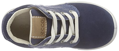Ecco FIRST Baby Jungen Krabbelschuhe & Puschen Sneaker Blau (MARINE/MARINE 50595)
